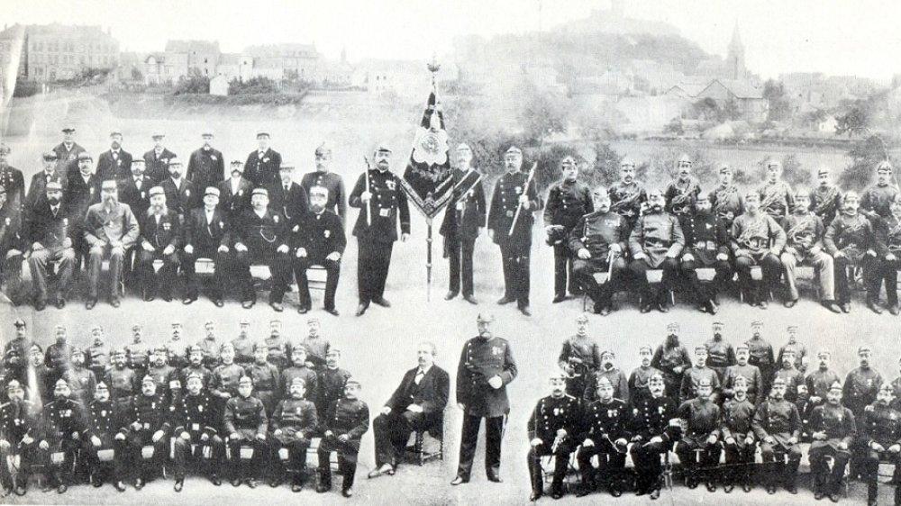 Siegburger Freiwillige Feuerwehr 1885