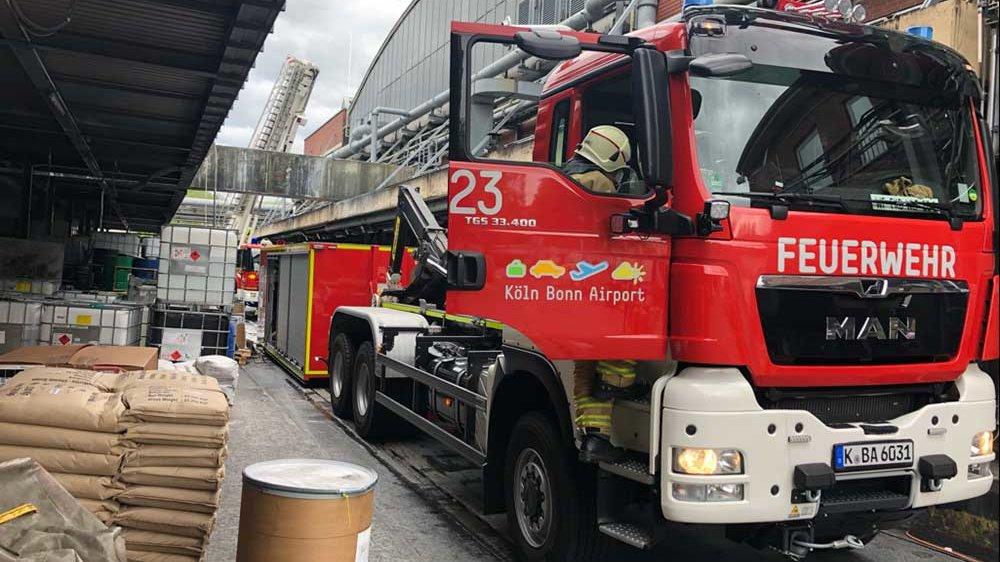 Feuerwehr Siegwerk