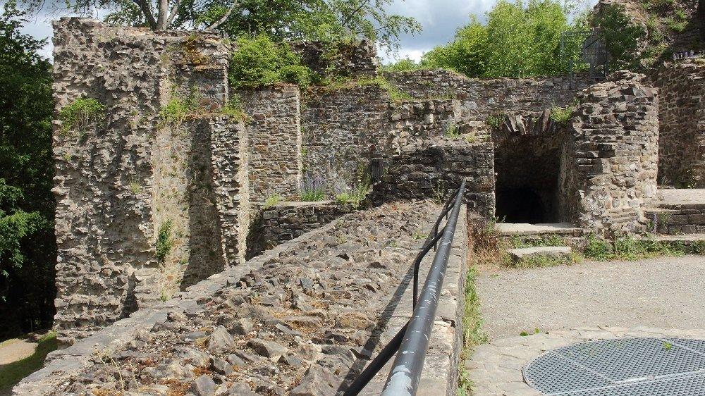 Burgruine Windeck