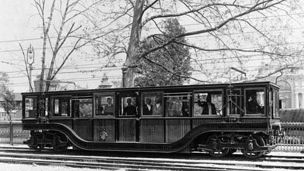 Budapest Subway 1896