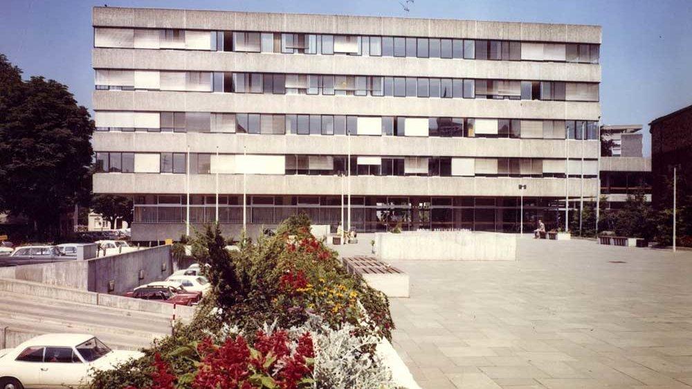 Rathaus 1971