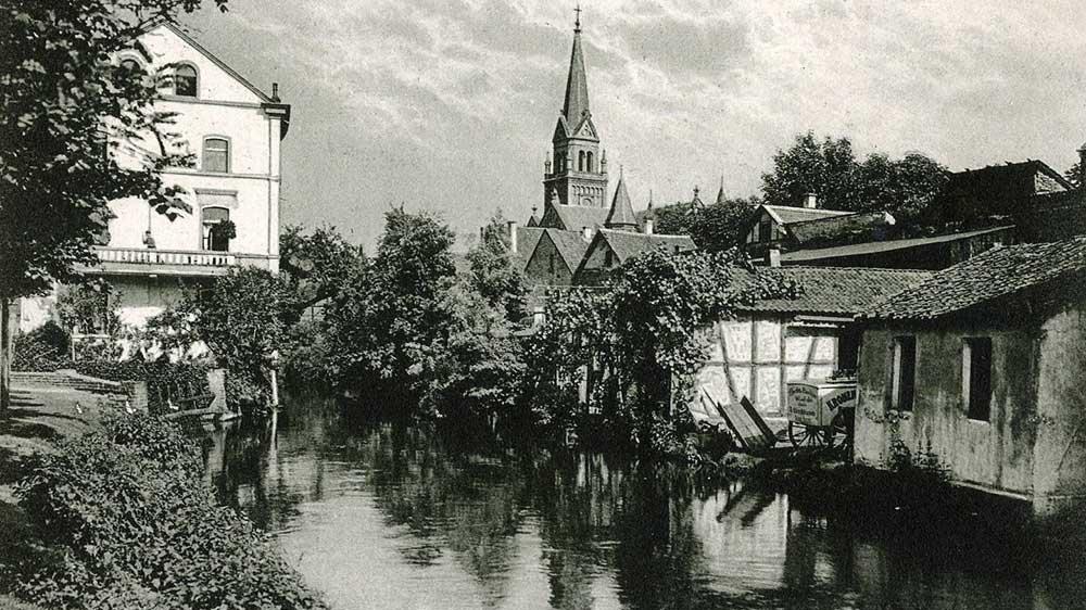 Der Mühlengraben