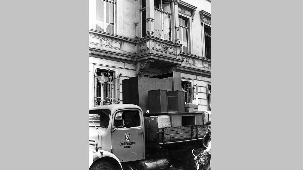 Stadthaus 1967