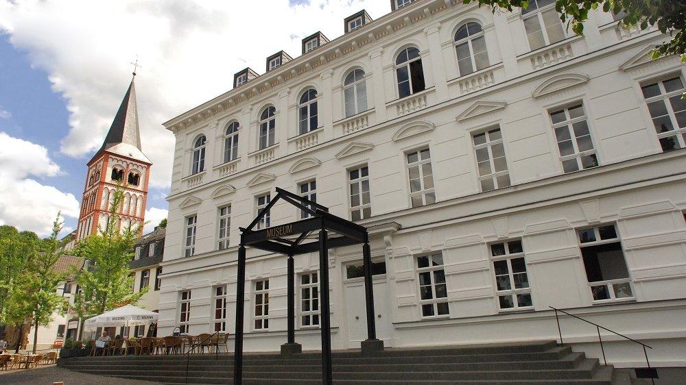 Stadtmuseum Seitenansicht