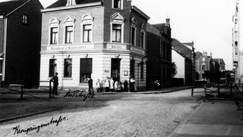 Kohlen Kronprinzenstraße