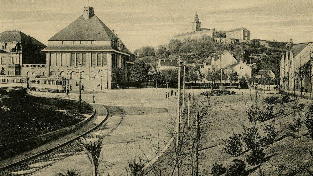 Kaiser Wilhelm Platz 1921