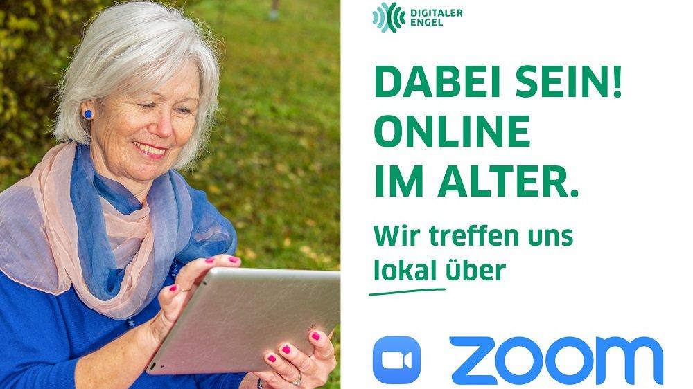 Seniorenprogramm Digitaler Engel