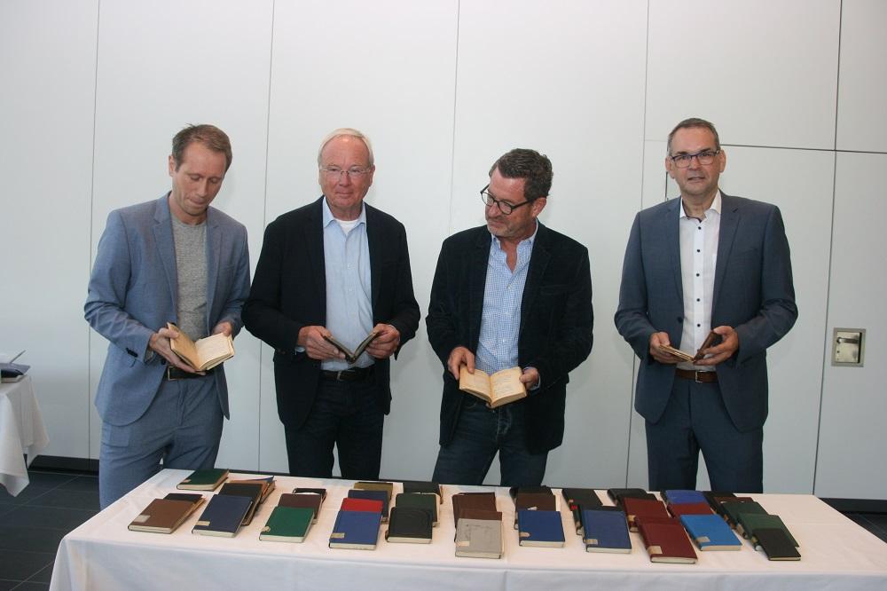 Humperdinck Tagebücher