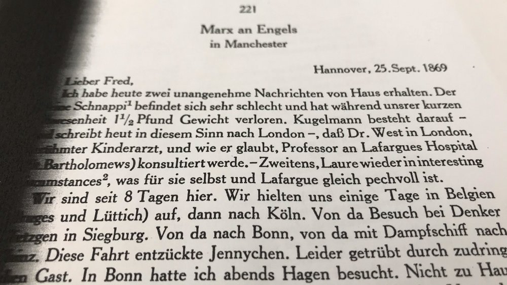 Dietzgen-Marx