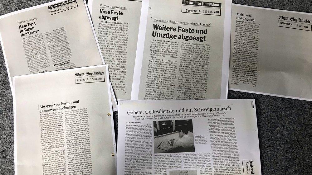 Presseschau-Nineeleven