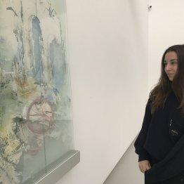 Gauchard liebt die Kunst
