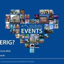 Veranstaltungskalender der Kreisstadt