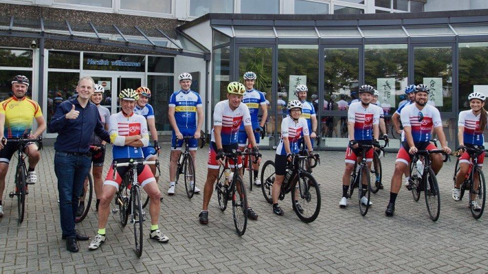 Anno Gymnasium Radsport